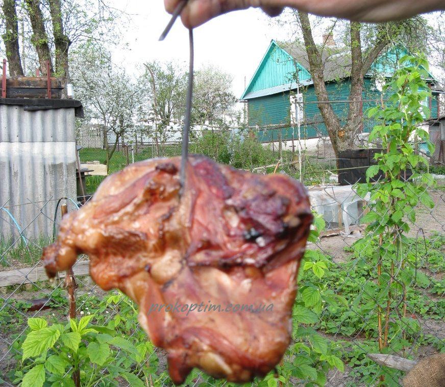 копченое куриное бедро