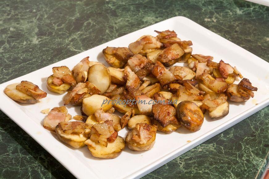 Готовим картошку до размягчения