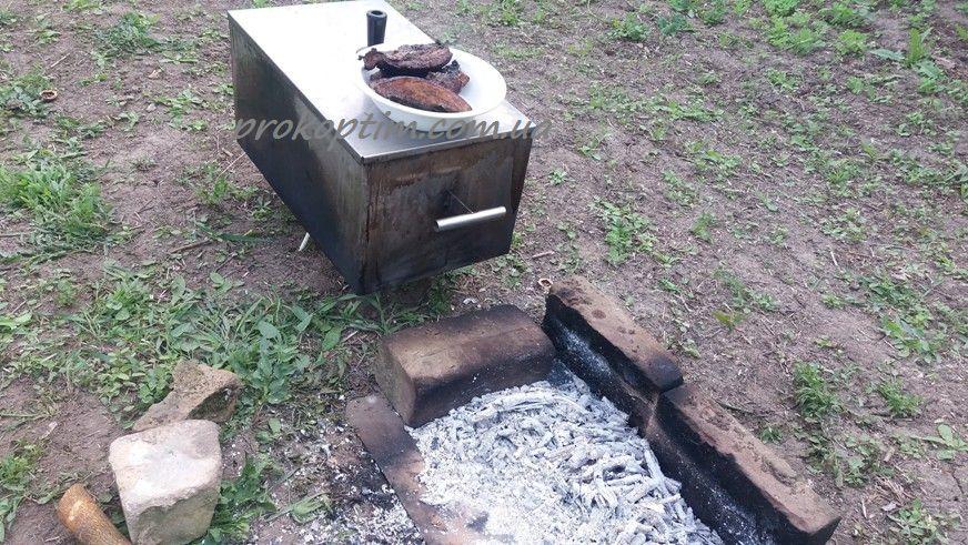 Сало горячего копчения в домашних условиях