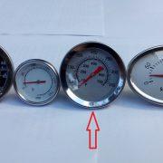 сравнение механических термометров