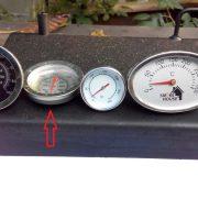 размеры термометров для коптильни