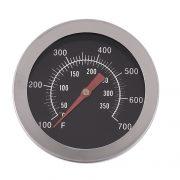 термометр для коптильни чёрный