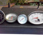 сравнения размеров термометров